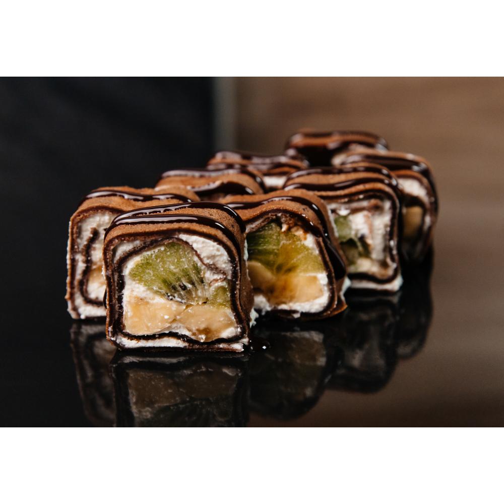 Шоколадний рол